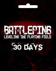 battleping time code - 30 days