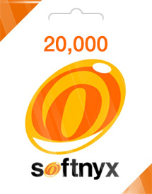 softnyx 20,000 cash global