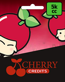 cherry credits 5,000cc global