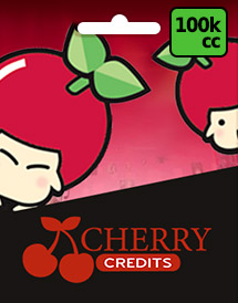 cherry credits 100,000cc global