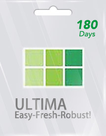 ultima proxy 180 days time code