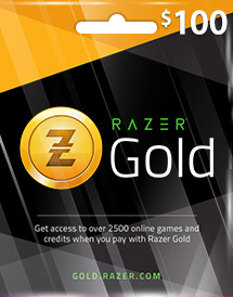 Buy Razer Gold (Rixty) Online | Cheap, Fast & Safe | OffGamers