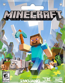 usd26.95 minecraft game card global