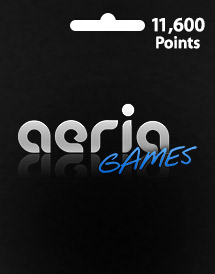 aeria games 11,600 points