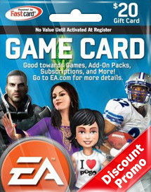 ea usd20 cash card us discount promo