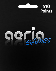 aeria games 510 points
