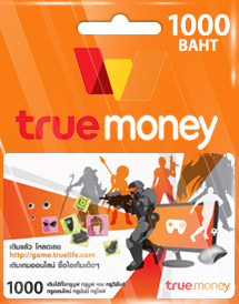 thb1,000 truemoney card
