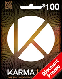 usd100 karma koin card global discount promo