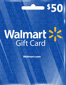 walmart gift card usd50 us