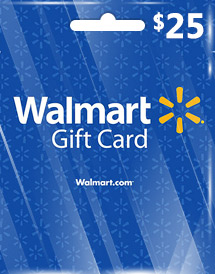 walmart gift card usd25 us