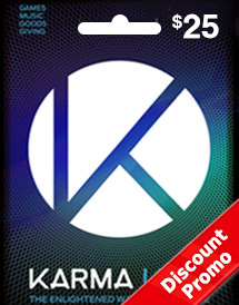 usd25 karma koin card global discount promo
