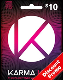 usd10 karma koin card global discount promo