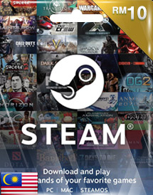 steam wallet code rm10 my