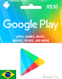 r$30 google play gift card br