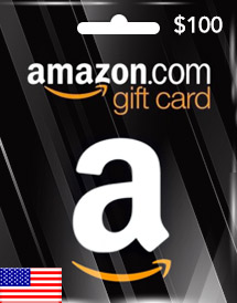 amazon gift card usd100 us