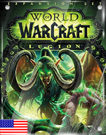 world of warcraft - legion standard edition us
