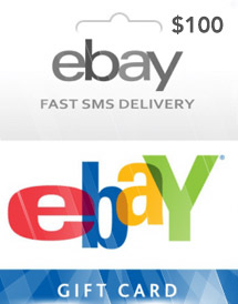 usd100 ebay gift card us
