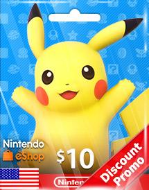 Nintendo Eshop Karte.Buy Nintendo Eshop Card Us Offgamers Online Game Store