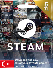 steam wallet code tl5 tr