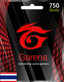 750 garena shells th