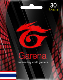 30 garena shells th
