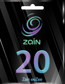zain ksa recharge card