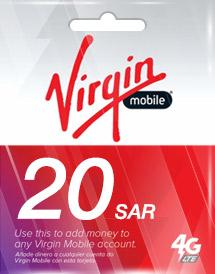 Buy Virgin Mobile Recharge Card (SA) - OffGamers Online Game