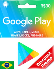 google play brl30 gift card br discount promo