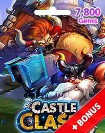 castle clash global gems