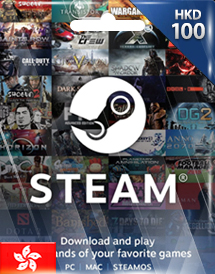 steam wallet code hkd100 hk