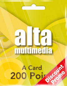 a card 200 points hk discount promo