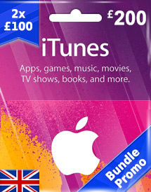 itunes gift card uk