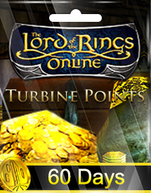 lotro 60 days time card