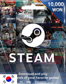 steam wallet code 10,000won kr