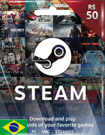 steam wallet codes br