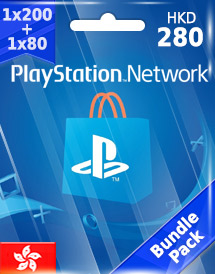playstation network card hk