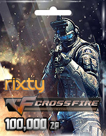 cross fire rixty code na