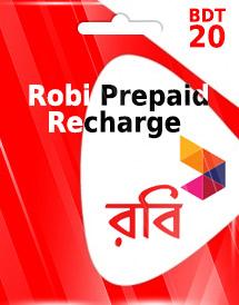 Buy Robi Prepaid Recharge (BD) - OffGamers Online Game Store