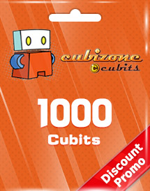 cubizone 1,000 cubits sea discount promo