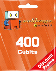 cubizone 400 cubits sea discount promo