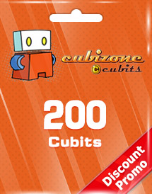 cubizone 200 cubits sea discount promo