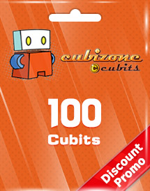 cubizone 100 cubits sea discount promo