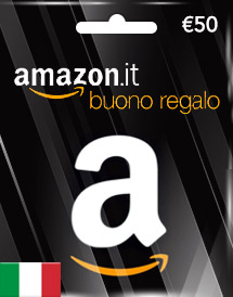 amazon gift card eur50 it