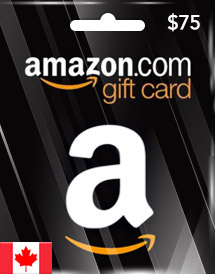 cad75 amazon gift card ca
