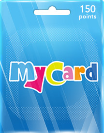 mycard 150 points tw