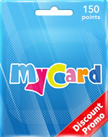 mycard 150 points tw discount promo