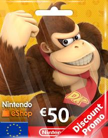 Buy Nintendo eShop Card (EU)   Cheap, Fast & Safe   OffGamers