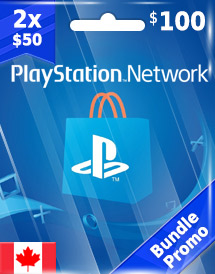 playstation network card ca