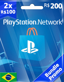 playstation network card br