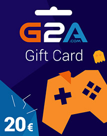 Cheap Eur20 G2a Gift Card Global Offgamers Online Game Store